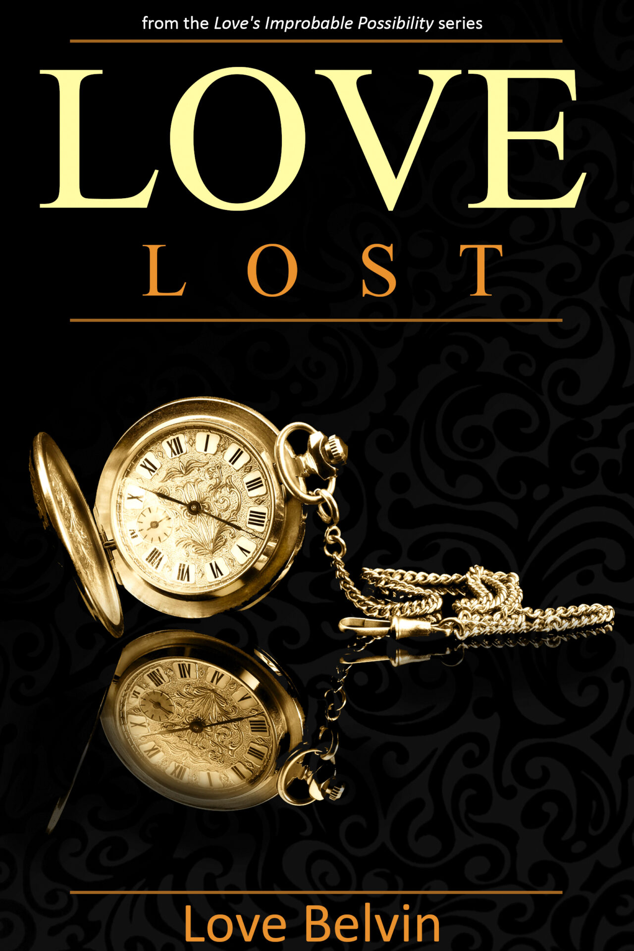 Love Lost (book 1 of L.I.P.)
