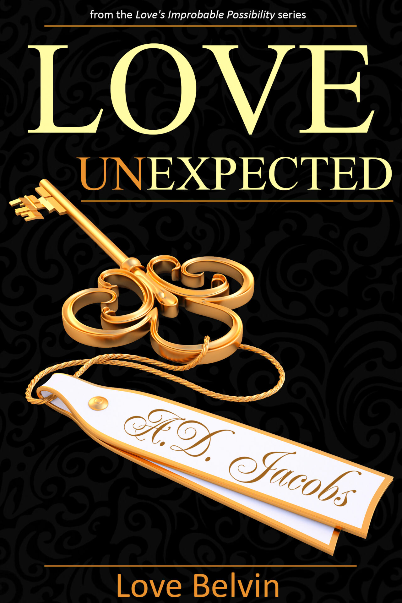 Love UnExpected (book 2 of L.I.P.)