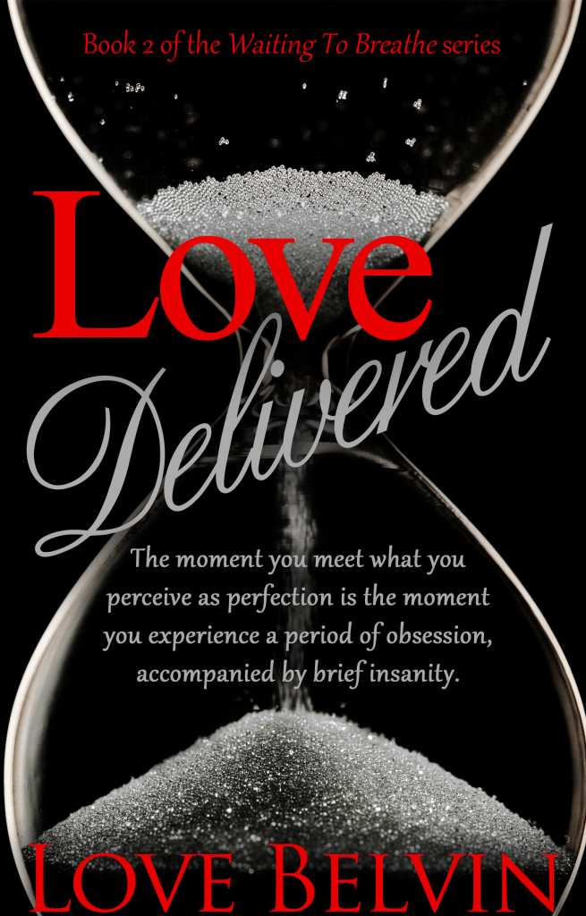 Book Cover: Love Delivered