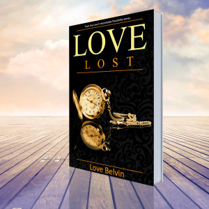 Love Lost Paperback Cover