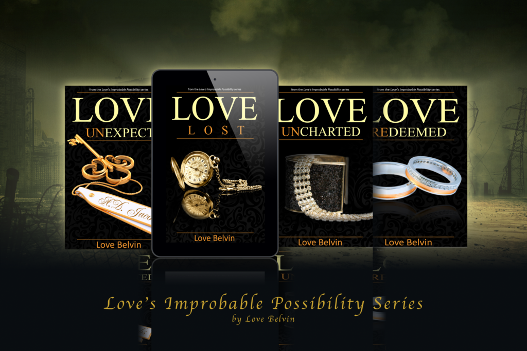 L.I.P Series Promo ALL Four Covers