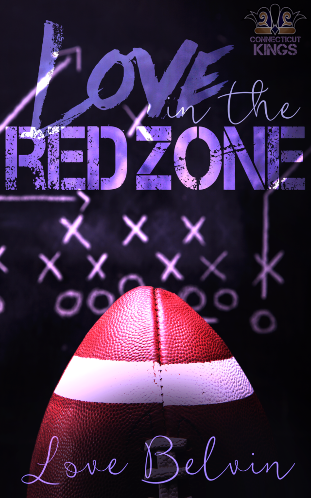 Book Cover: Love In the Red Zone